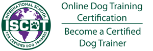 online dog training certification school